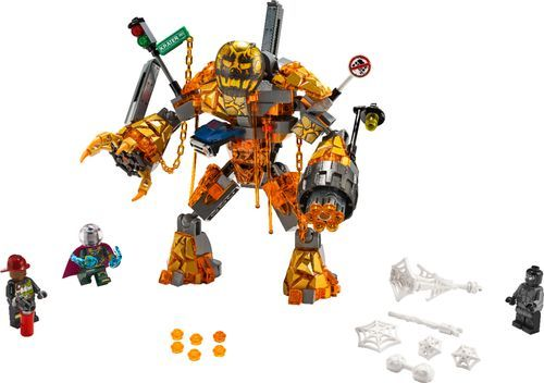 LEGO – Marvel Super Heroes Molten Man Battle 76128