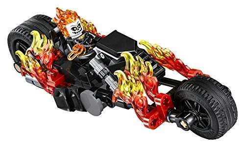 Lego Super Heroes 76058 Spider-man: Ghost Rider Equipo – $ 374.900