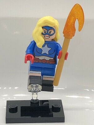 NEW DC SUPER HEROES LEGO MINIFIGURE​​S SERIES 71026 – Star Girl