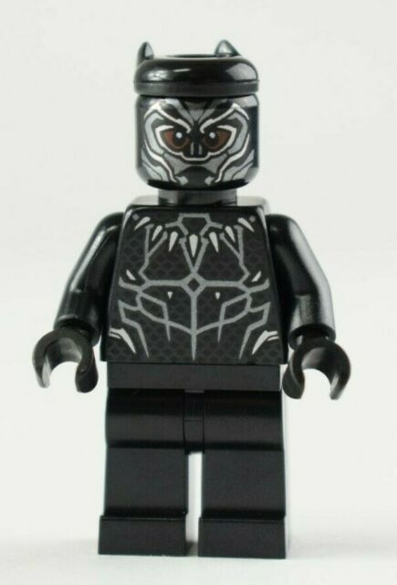 Lego Minifig Super Heroes Black Panther Sh466 76100 76103 for sale online | eBay