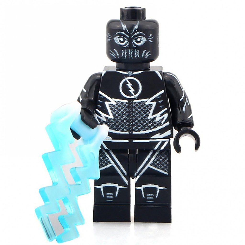 Minifigure Zoom Black Flash DC Comics Super Heroes Compatible Lego Building Blocks Toys