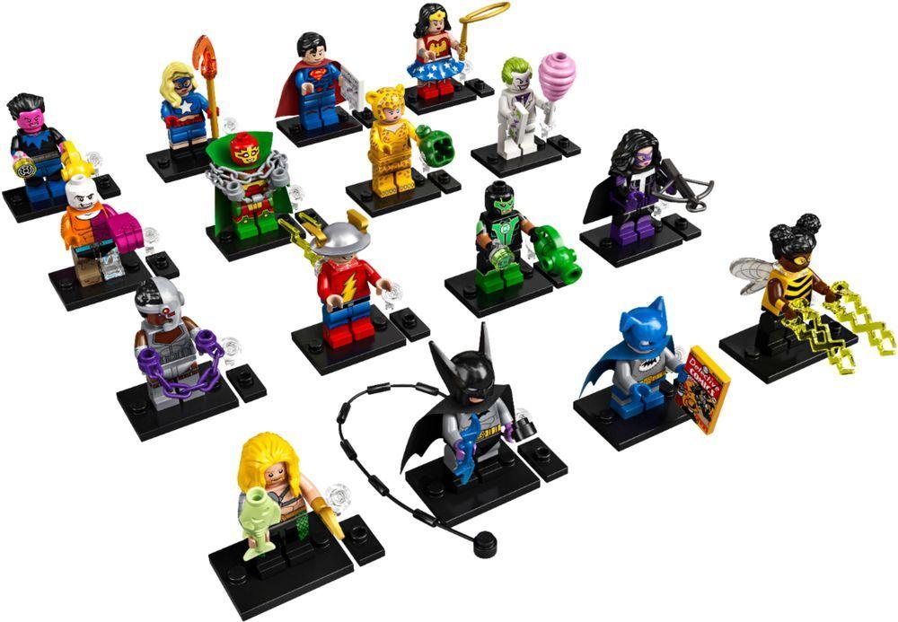 LEGO – DC Super Heroes Series Mini Figure 71026 – Blind Box