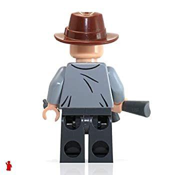 Lego City Minifigure Lone Ranger Dan Reid 2 Minifigure..