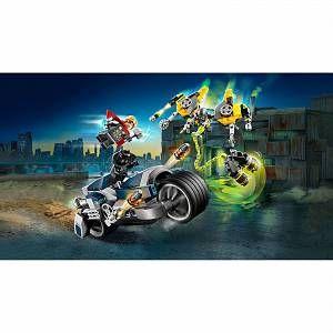 Lego Super Heroes: Avengers Speeder Bike Attack (76142)-unisex