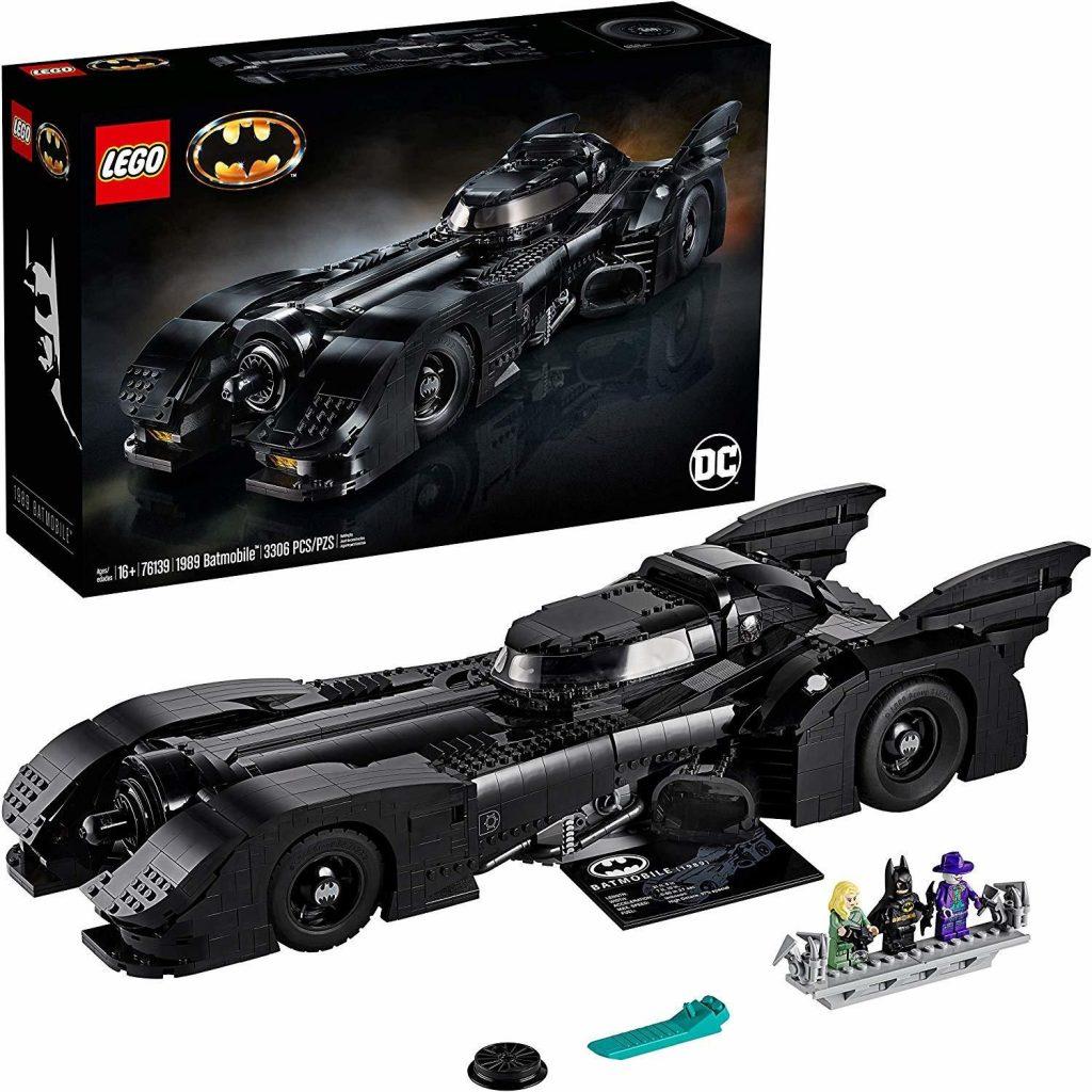 LEGO Super Heroes: 1989 Batmobile – (76139)