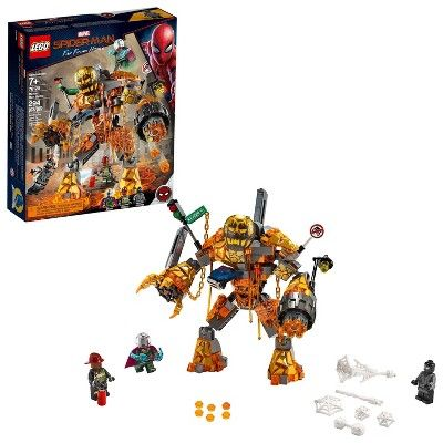 LEGO Super Heroes Marvel Spider-Man Molten Man Battle 76128 : Target