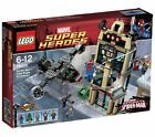 LEGO Marvel Super Heroes Spider-Man Daily Bugle Showdown (76005) New