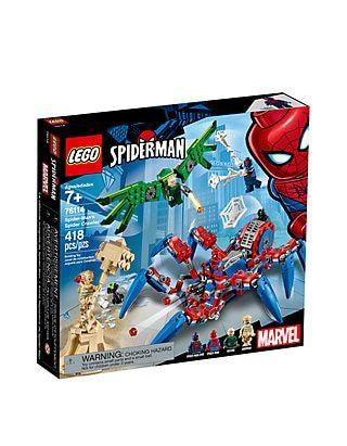 Lego® Super Heroes Spider Man's Spider Crawler 76114