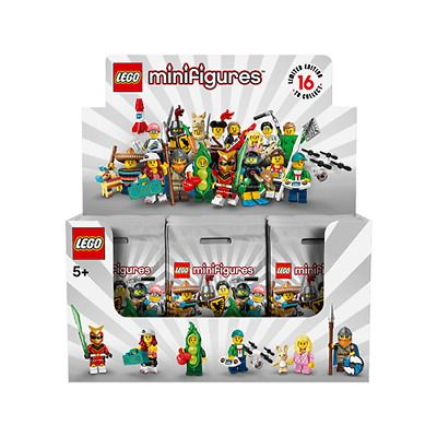 Ad – LEGO Minifigures 71027 Series 20 Lot Of 5- NEW- UNSEARCHED In Hand !
