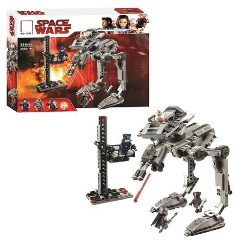 The AT-ST Walker Model Star Wars Buildings Block Set