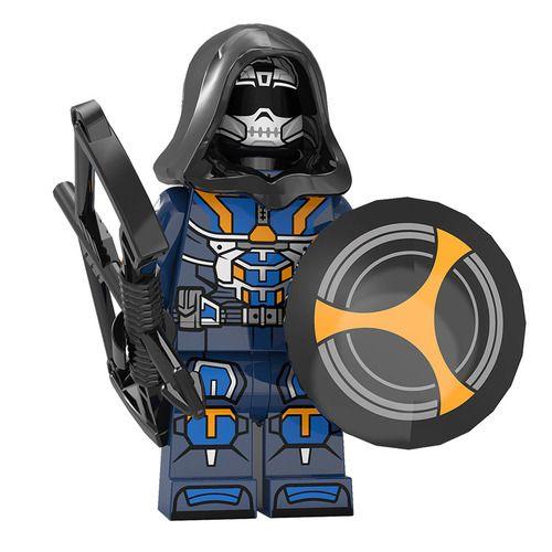 Taskmaster Marvel Super Heroes Custom Minifigs Fit Lego