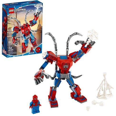LEGO Spiderman Mech Suit