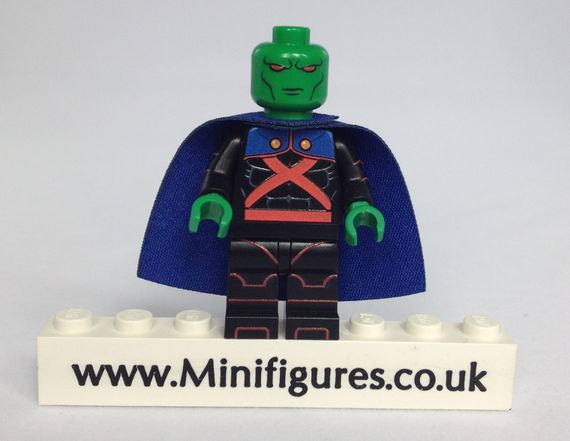 Mr Martian Black Suit eclipseGrafx Custom Minifigure – Minifigures.co.uk