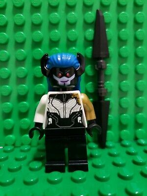 Ad – Lego Super Heroes Proxima Midnight Minifigure 76104 Sh500 w Weapon