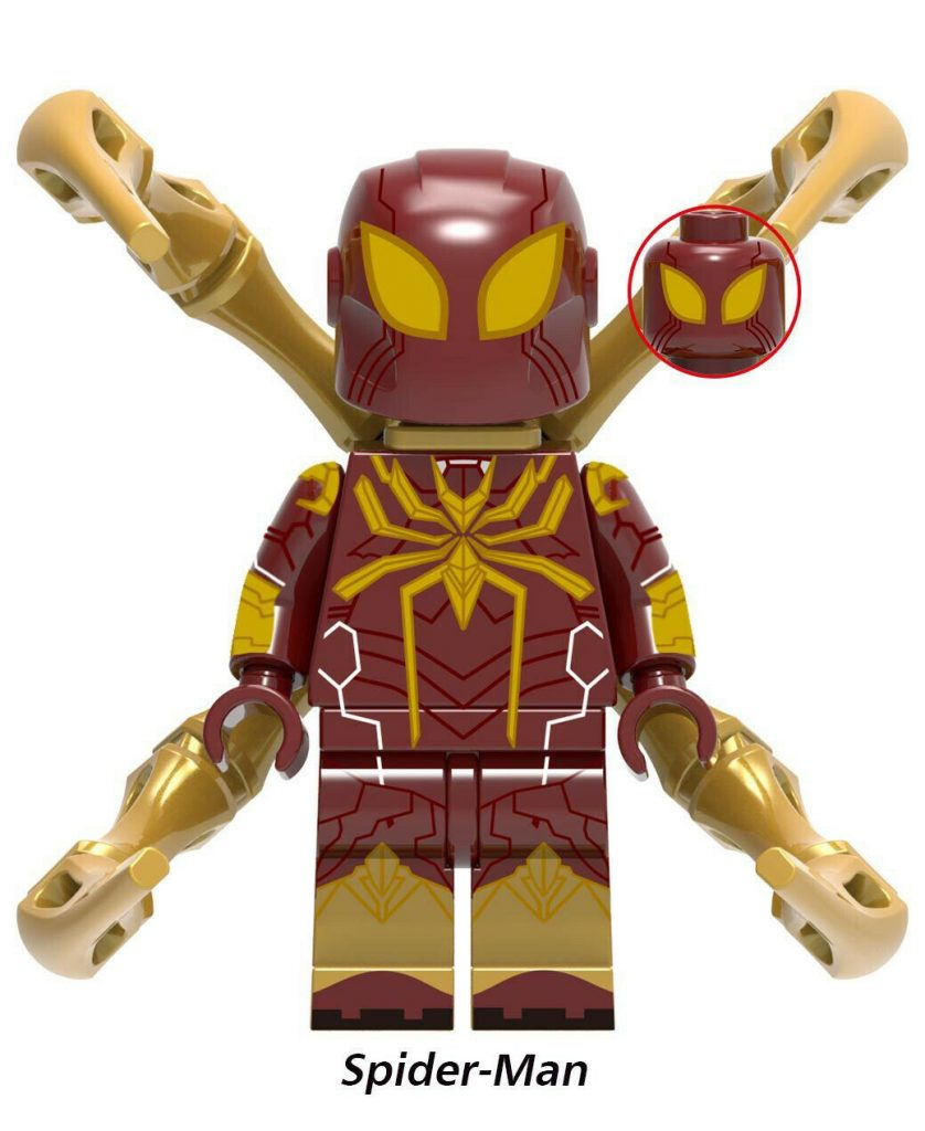 Lego Avengers Minifigures Marvel DC Thor Loki Infinity was End Game Super Heroes  | eBay