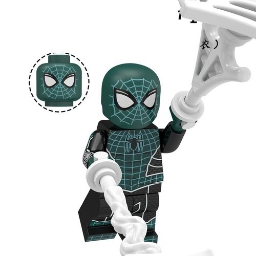 Spider-Man (Fear Itself) Marvel Minifigs Minifigures