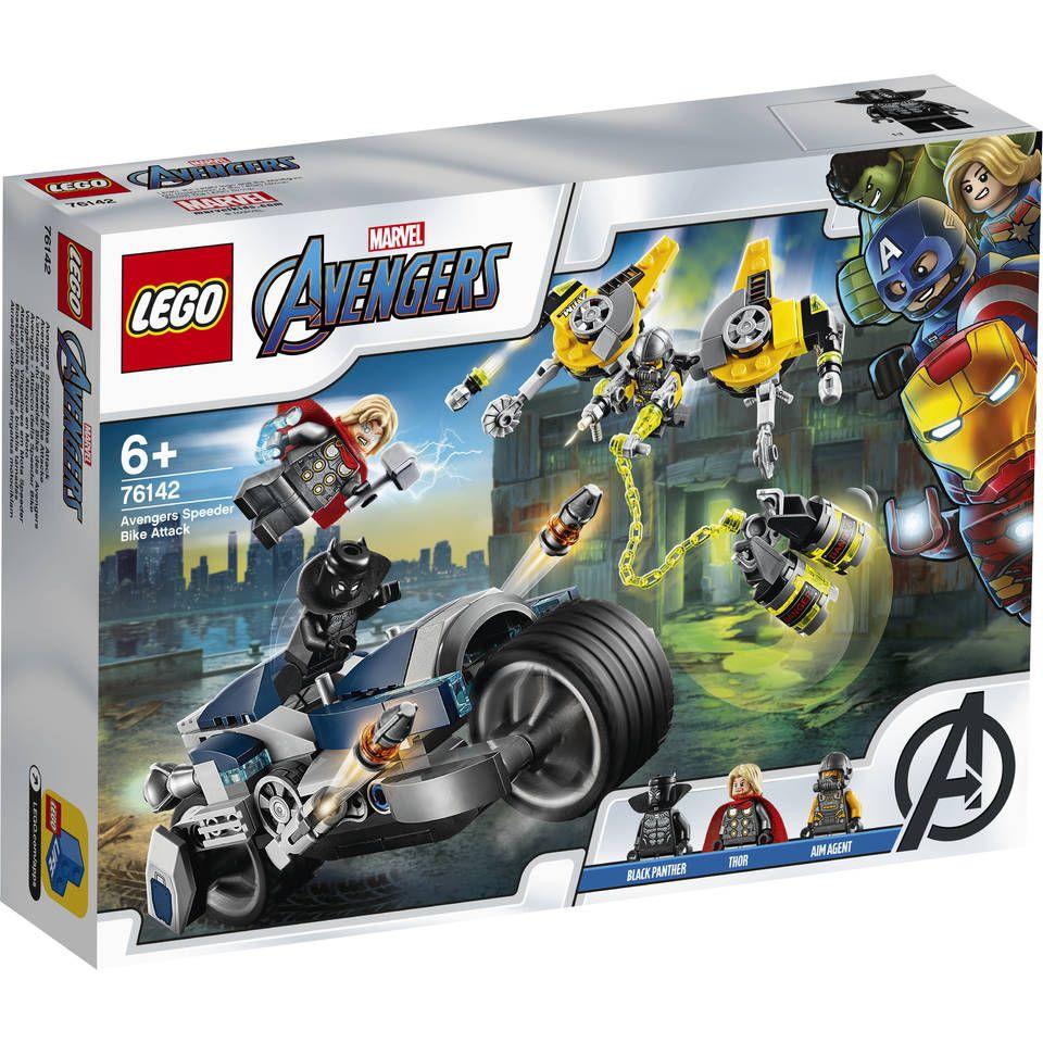 LEGO Super Heroes Avengers bike 76142