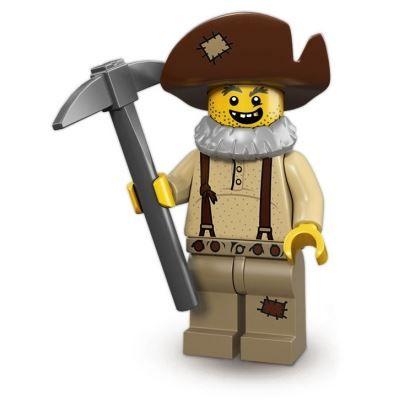 LEGO Minifigures – Prospector | Minifigures Series 12 | Collectable LEGO Minifigures