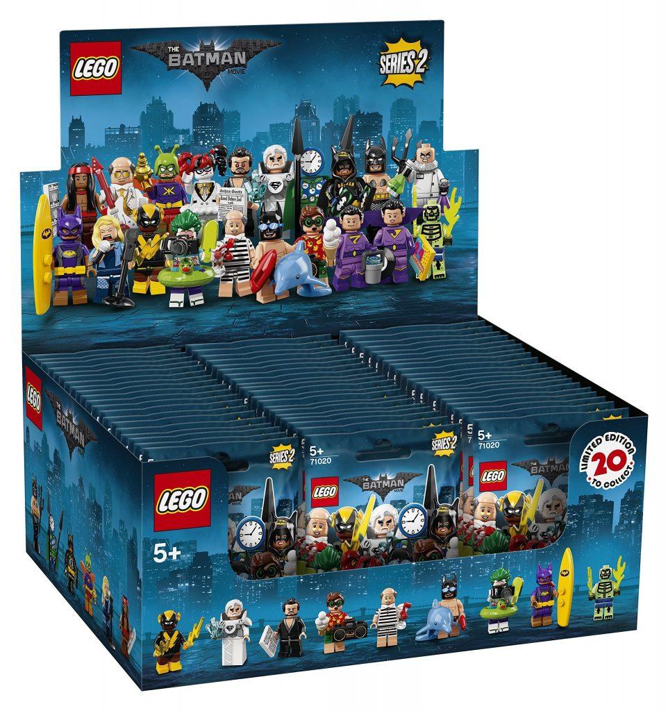 LEGO – Batman Movie – Minifigures – Serie 2 (60 er Pack)