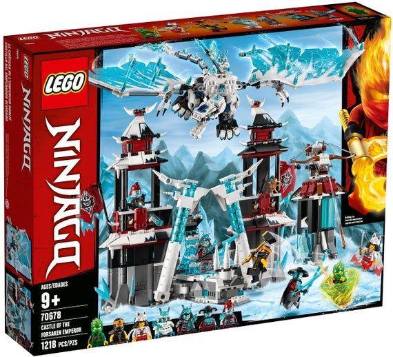 LEGO 70678 Ninjago – Castle of the Forsaken Emperor