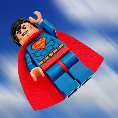 Super Heroes Minifigs
