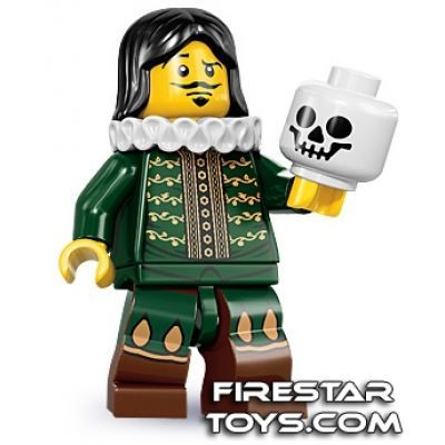 LEGO Minifigures – Actor | Minifigures Series 8 | Collectable LEGO Minifigures
