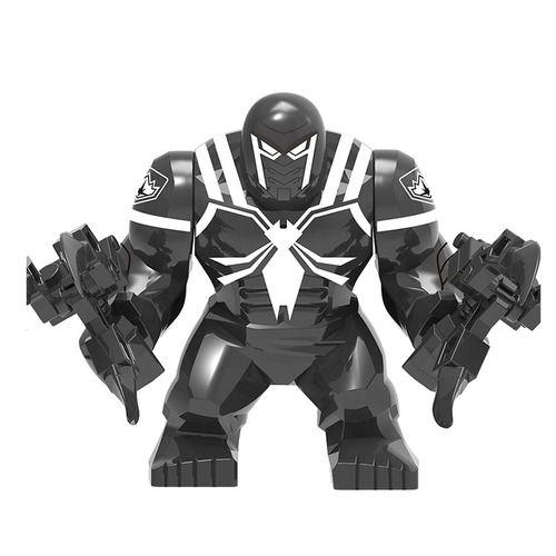 Space Knight Venom Custom Minifigs Minifigures Fit Lego