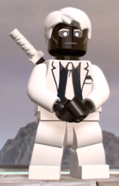 MISTER NEGATIVE | Earth 13122 | Lego Marvel SUPER HEROES