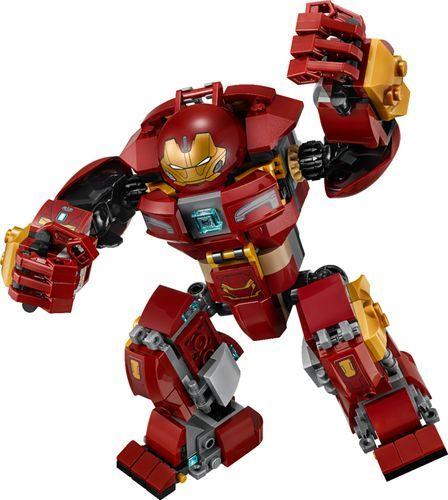 LEGO – Marvel Super Heroes The Hulkbuster Smash-Up 76104 – Multi