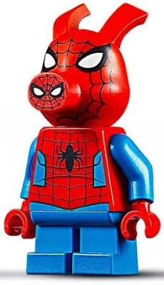 Minifig sh638 : Lego Spider-Ham (76151) [Super Heroes:Spider-Man] – BrickLink Reference Catalog