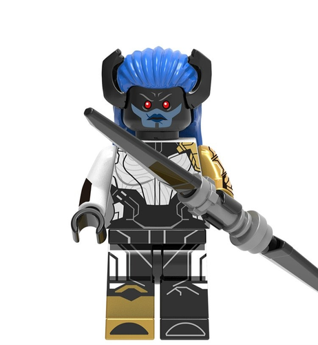 01BigBricks Custom Proxima Midnight Minifigures Fit …