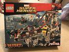 LEGO – Marvel Super Heroes Web Warriors Ultimate Bridge Battle – 76057 NIS
