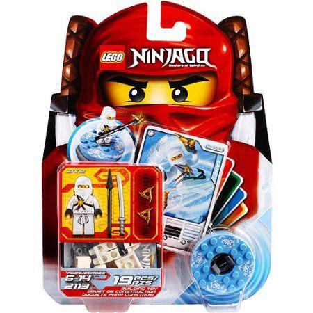 LEGO Ninjago Zane 2113 – Walmart.com