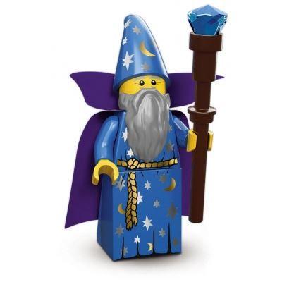 LEGO Minifigures – Wizard   Minifigures Series 12   Collectable LEGO Minifigures