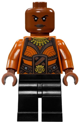 BrickLink Reference Catalog – LEGO – Minifigs – Category Super Heroes / Black Pa…