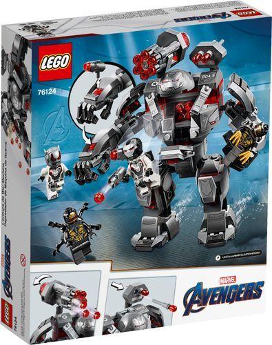 LEGO – Marvel Super Heroes War Machine Buster 76124
