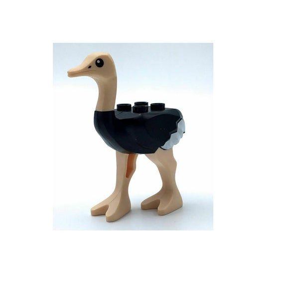 Lego MINIFIGURE Ostriche