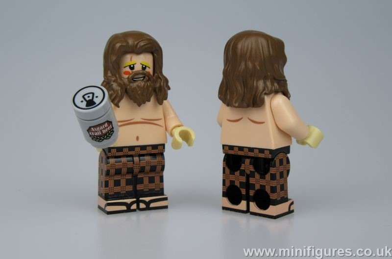 Beer Thor UG Custom Minifigure | Minifigures.co.uk