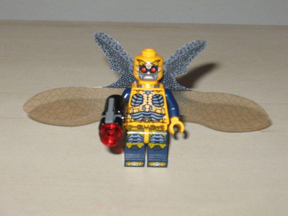 Lego DC Comics Super Heroes PARADEMON Minifigure 76085 Battle of Atlantis Loose