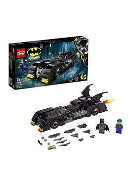 76119Batmobile: Pursuit of The Joker
