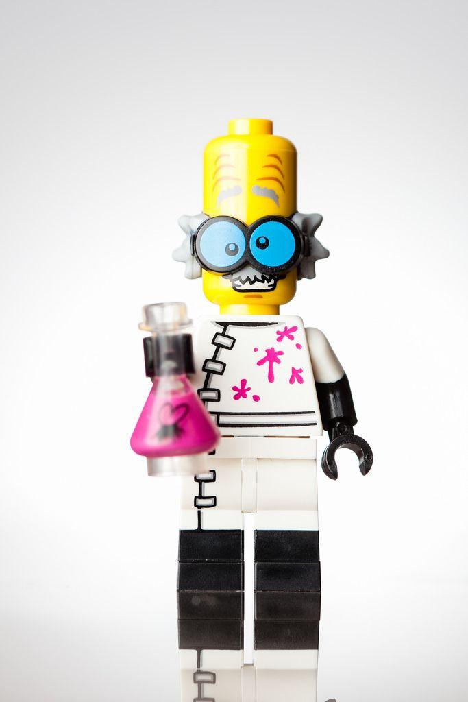 Lego Minifigures Series 14 www.flickr.com/…