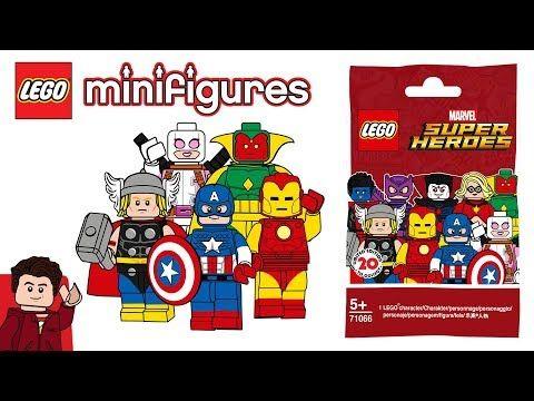 LEGO Marvel Super Heroes CMF Series