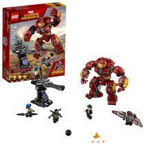 LEGO Marvel Super Heroes Avengers: Infinity War The Hulkbuster Smash-Up 76104 – Walmart.com