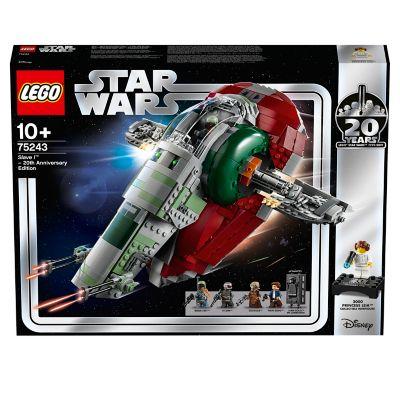 LEGO Star Wars – 75243 – Slave l – 20th Anniversary Edition