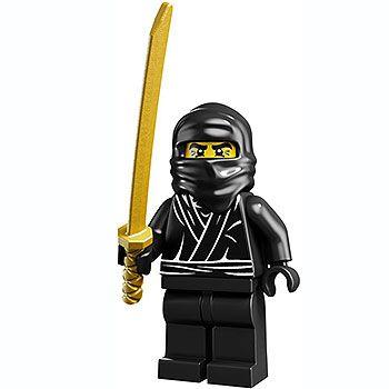 LEGO Minifigures Series 1 12-16 – Ninja