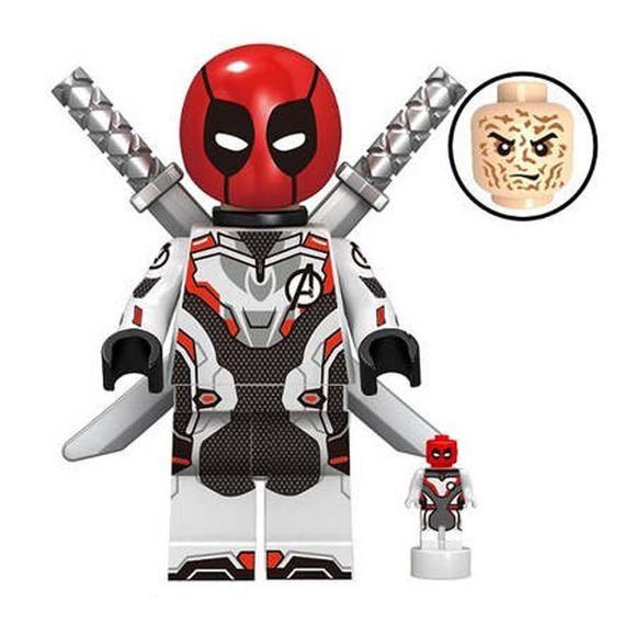 Minifigure – Marvel Endgame – Deadpool