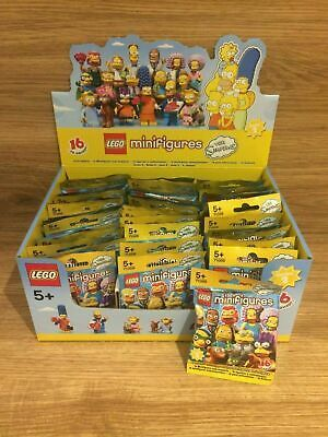 Ad – LEGO Minifigures 71009 The Simpsons Series 2 – Complete Set of 16 Character…