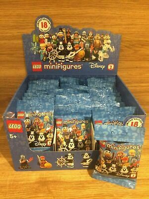 Ad – LEGO Minifigures 71024 Disney Series 2 – Complete Set of 18 Characters