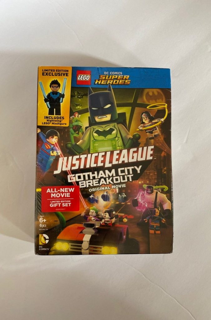 LEGO Super Heroes: Justice League – DVD