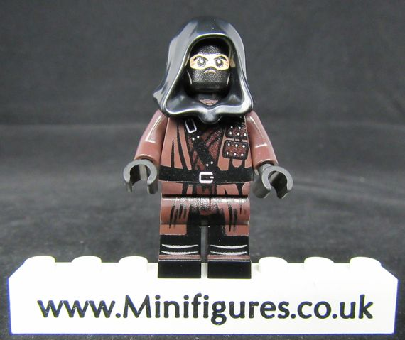 Dark Archer LeYiLeBrick Custom Minifigure | Minifigures.co.uk